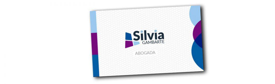Silvia Gambarte Urbiola. Abogada.